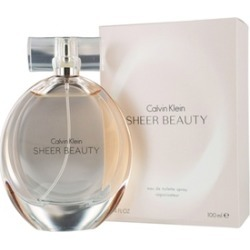 Calvin Klein Sheer Beauty Edt Spray 3.4 Oz found on Bargain Bro Philippines from groupon for $70.00