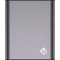 Juno Power N1300 Dual USB External Battery Power Bank, Gray