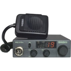 Uniden 2-Way Compact CB Radio PRO-510XL found on Bargain Bro India from groupon for $52.13