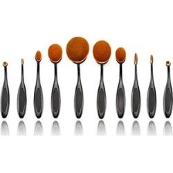 Beauty Expert set of 10 beauty brushes