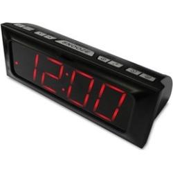 Digital Led Display AM/FM Clock Radio