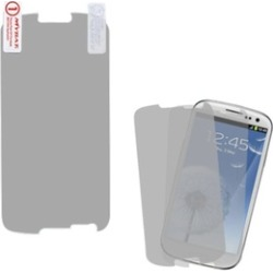 Insten Twin Pack Screen Protector Film Guard LCD Cover For Galaxy S3