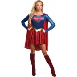 Rubies Costume RU820238SM Womens Supergirl Costume, Small 6-10