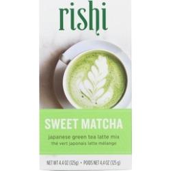SWEET MATCHA GREEN TEA LATTE MIX ( 6 - 4.4 OZ )