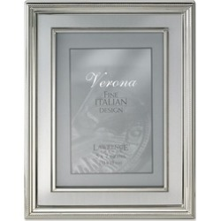 840057 Lawrence Frames Silver Plated Metal