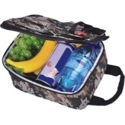 Thermal Cooler Lunch Bag with Easy Clean Liner