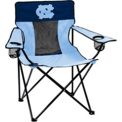 Logo Brands 185-12E NCAA North Carolina Tar Heels Elite Chair