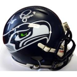Autographed Jon Ryan Seattle Seahawks Speed Mini Helmet
