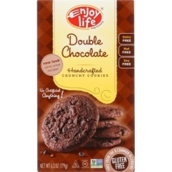 Double Chocolate Gluten Free Cookies ( 6 - 6.3 oz boxes )