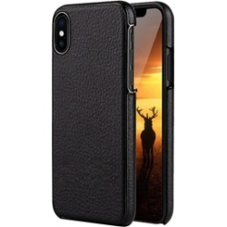 Shockproof Hybrid Leather Case for iPhone