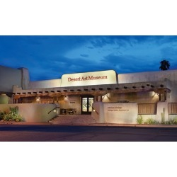 Tucson Desert Art Museum Admission for Two or Four (Up to 50% Off)