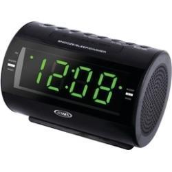 AM/FM Dual-Alarm Clock Radio