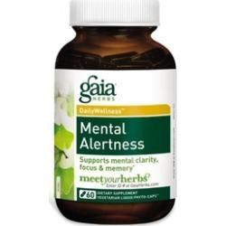 Gaia Herbs Mental Alertness