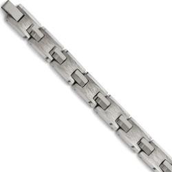 5in Polished and Satin Bracelet