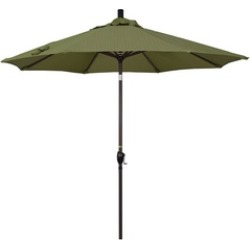 California Umbrella GSPT908117-FD11 9 ft. Aluminum Market Umbrella found on Bargain Bro India from groupon for $147.72
