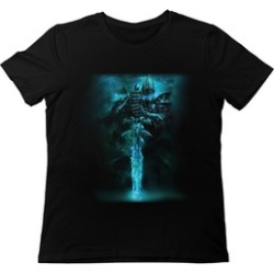 Coste TonyGray Funny Online Games W Lich King Adult Tee