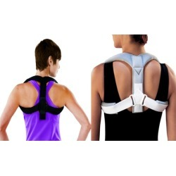 Posture Assisting Figure 8 Clavicle Shoulder Adjustable Support Brace