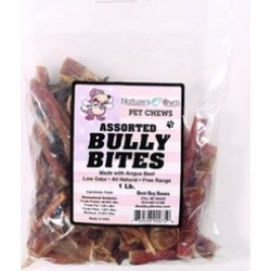 Best Buy Bones Natures Own Assorted Bully Bites 1 Pound 90075
