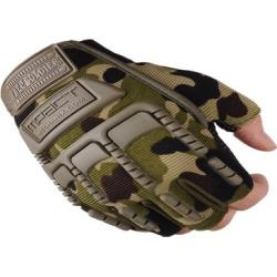 Fitness Training Half Finger Gloves