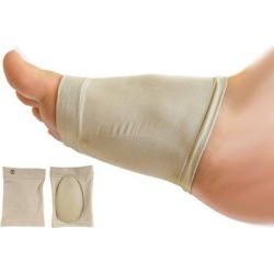 QPower Fasciitis Plantar Arch Support Orthoses Foot Health Care