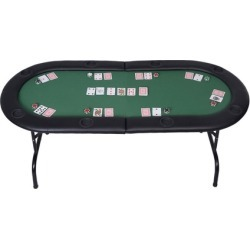 Casino Poker Game Table