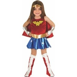 Rubies Costume Co 31394 Wonder Woman Toddler Costume Size Toddler