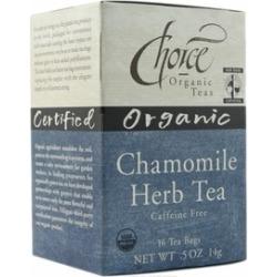 Choice Organic Teas 28141 Chamomile Herb Organic Tea