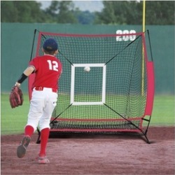 Outdoor Play Game Baseball Sports Hitting Attachment Softball Thrower