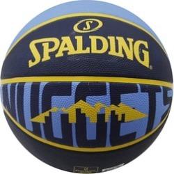 Spalding Basketball Size 7 Denver Nuggets Rubber