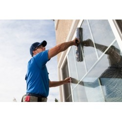 Window Cleaning from Above All Window Cleaning and Services (Up to 41% Off). Three Options Available.