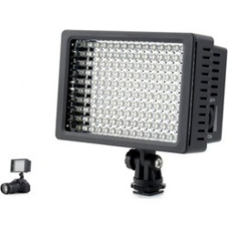 Universal W160 LED Video Camera Flash Light
