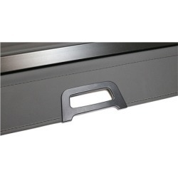 Retractable Cargo Cover for 2008-2016 Jeep Compass and Patriot (Black) found on Bargain Bro Philippines from groupon for $69.95