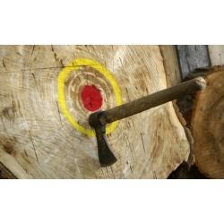 Axe-Throwing Party Admission for One, Two, or Four People at Riley's Fitness (Up to 50% Off)