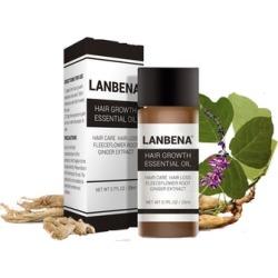 Lanbena Hair Growth Essence Hair Loss Treatment Ginger Sunburst Raise
