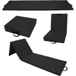 Magshion Gymnastics Tumbling Exercise Gym Sport Fold Yoga Aerobic Mat