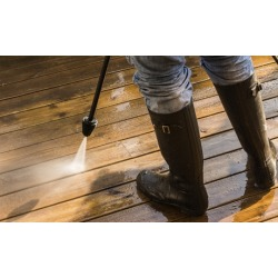 Power Washing or Window Cleaning from Adams American Window Cleaning (Up to 52% Off). 4 Options Available.