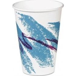 Solo Cups SCCPV588J 8 oz Hot Paper Vending Cups