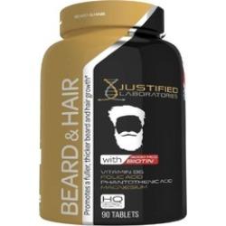 Beard Grow Facial Hair Supplement, Mens Hair Growth Vitamins