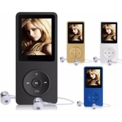Portable Multifunction Music Mp3 Player with Noice Canceling