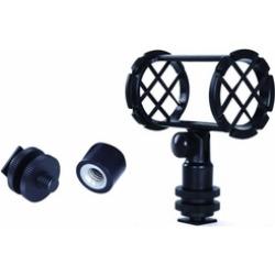 Movo SMM1 Camera Video Shock Mount for Shotgun Microphones 19-25mm