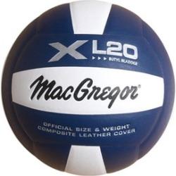 MacGregor MCVL20RO Macgregor XL20 Composite Indoor Volleyball Royal & White