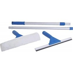 Window Cleaning Kit Squeegee Washer