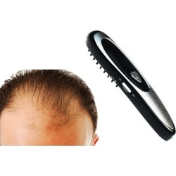 QPower Premium New Focused Light Therapy Hair Growth Comb