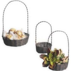 Set of Three Trinket Baskets.