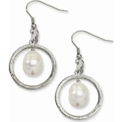 Circle w  Freshwater Cultured Pearl