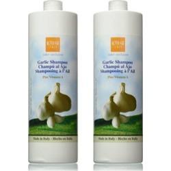 Alter Ego Garlic Hair Shampoo Plus Vitamin A 1000 Ml 33.8 Fl Oz