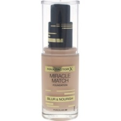 Max Factor Miracle Match Foundation - # 30 Porcelain Foundation