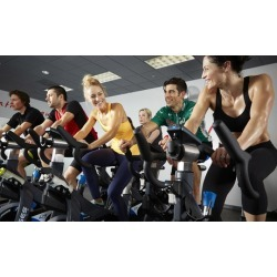 LOW PRICE 5 or 10 Indoor Cycling Classes at STM Cycling (Up to 43% Off)