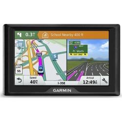 Garmin Drive 61 LM GPS Navigator with Driver Alerts USA (Refurbished)