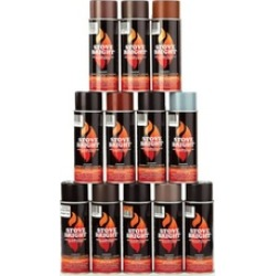 Forrest Paint Co. 6319 Mojave Red Stovebright Stove Paint